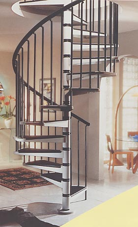 Spiral staircases low trade prices on spiral staircases for Aluminum spiral staircase prices