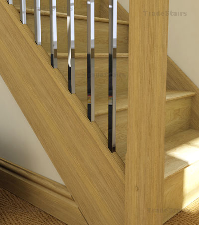 Axxys Square Stair Parts | New Axxys Squared