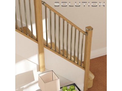 Solution Stair Parts | Solution Stair Balustrade