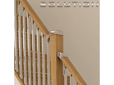 Solution handrail parts